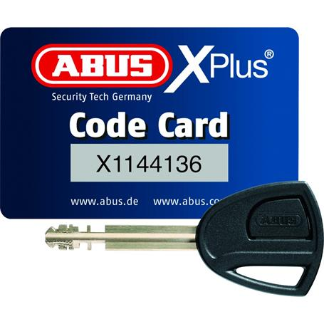 ABUS Granit Steel-O-Flex X-Plus 1025/100