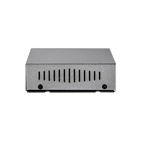 FSW-0503 4 FE PoE + 1 FE Switch, 61.6W
