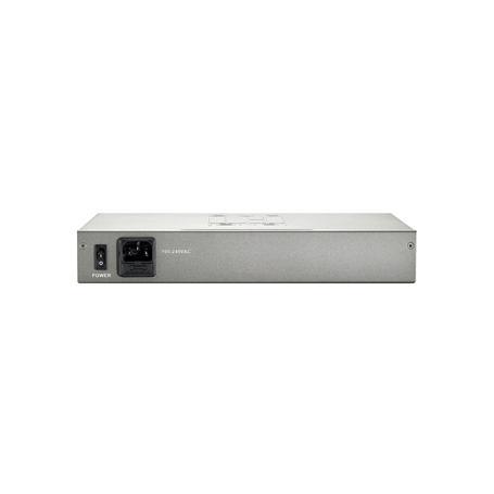 GEP-0822 8-Port Gigabit PoE-Plus Switch, 240W