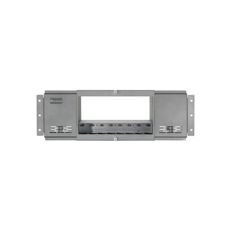 POC-6000 8-Bay PoE Switch Chassis