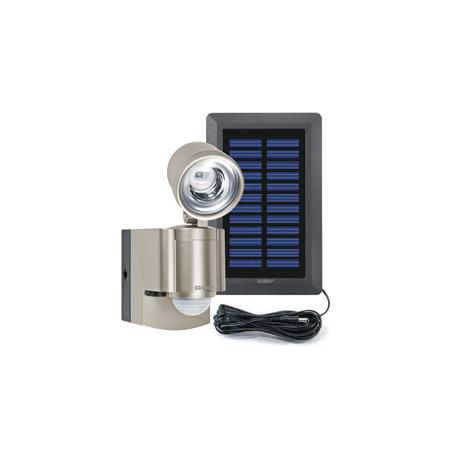 GEV Solar-LED-Strahler LPL 14817 + Akku, champagne