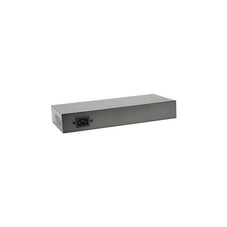 FEP-0812 4 FE PoE-Plus + 4 FE Switch, 61.6W