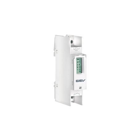 GEV Digital Zeitschaltuhr Verteilereinbau LZV 6287