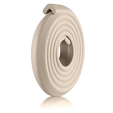 beige Neu /& OVP 1 Stück reer Universal Soft-Kantenschutz 2m
