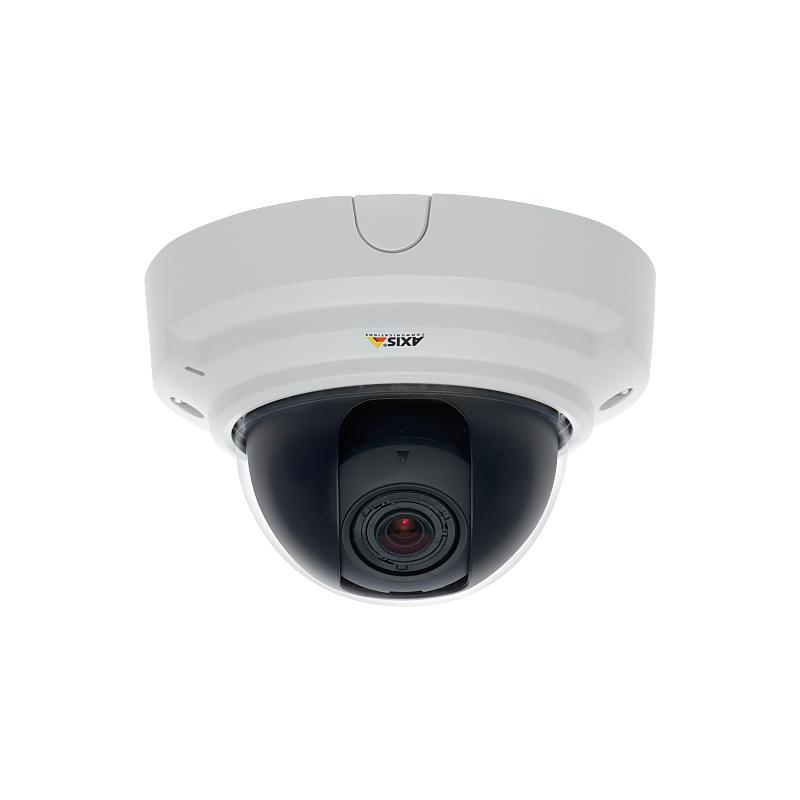 P3364-V 12 mm IP-Kamera 720p T/N PoE IK10