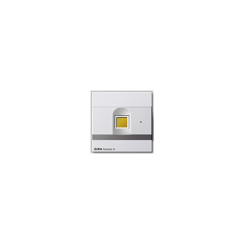 gira keyless in fingerprint preisvergleich fingerabdruckidentifizierung g nstig kaufen bei. Black Bedroom Furniture Sets. Home Design Ideas