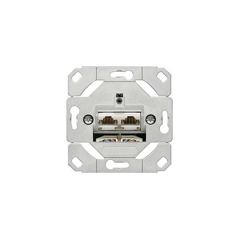 Gira Netzwerk-Anschlussdose E-DAT Cat.6