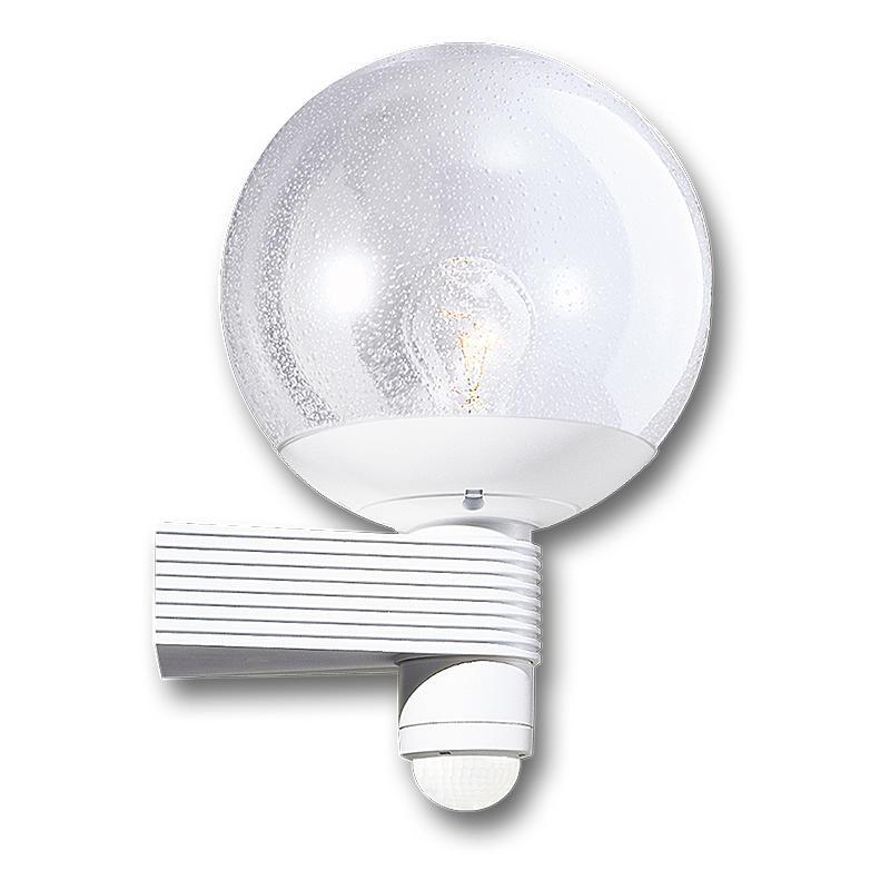 Sensor-Leuchte 60W IP44 230-240V L 400S ws