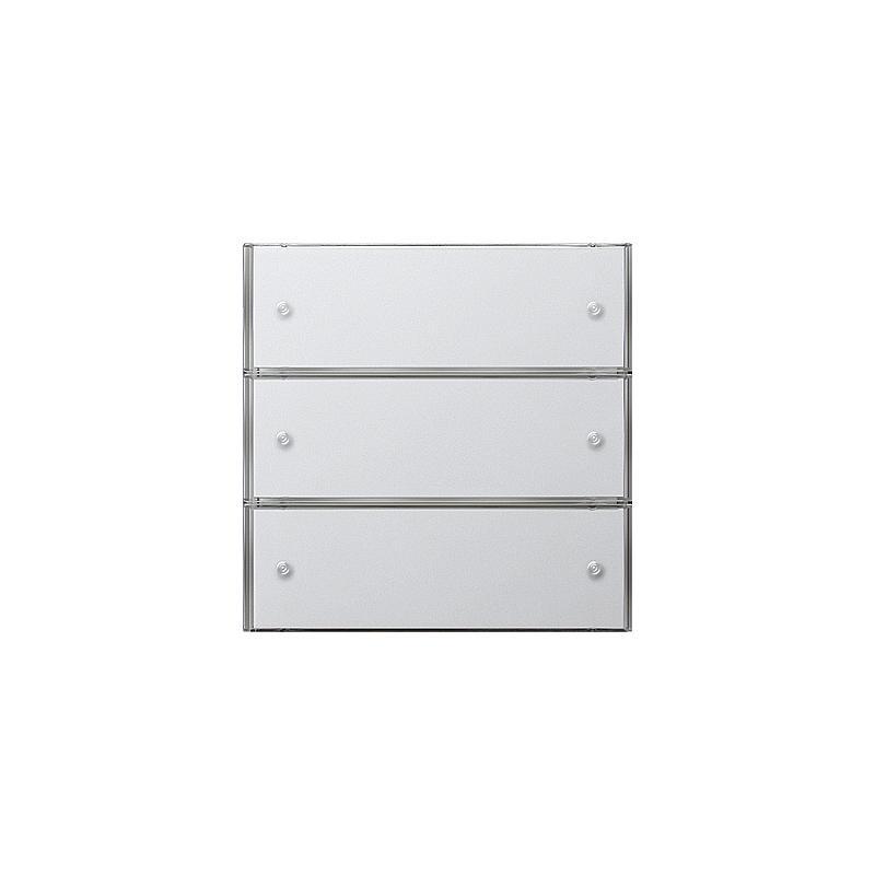 gira knx tastsensor 3 komfort 3fach rws gl expert. Black Bedroom Furniture Sets. Home Design Ideas