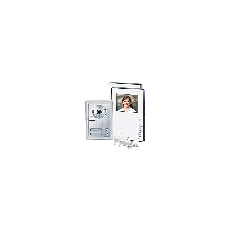 2- Familienhaus Videotürsprechanlage CVB 88337