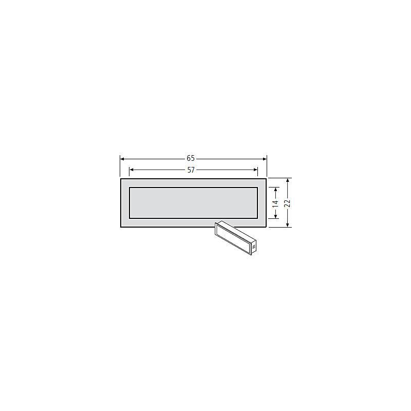 renz kombitaster lira 65x22 braun 97 9 85116 expert. Black Bedroom Furniture Sets. Home Design Ideas