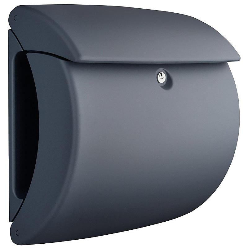 Pearl 886 GR Kunststoff-Briefkasten
