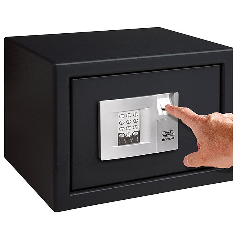 burgw chter m beltresor fingerscan pointsafe p2efs expert. Black Bedroom Furniture Sets. Home Design Ideas