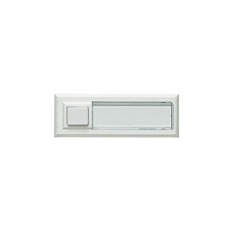 Klingeltaster AP 1fach ETA 2132A Combilux