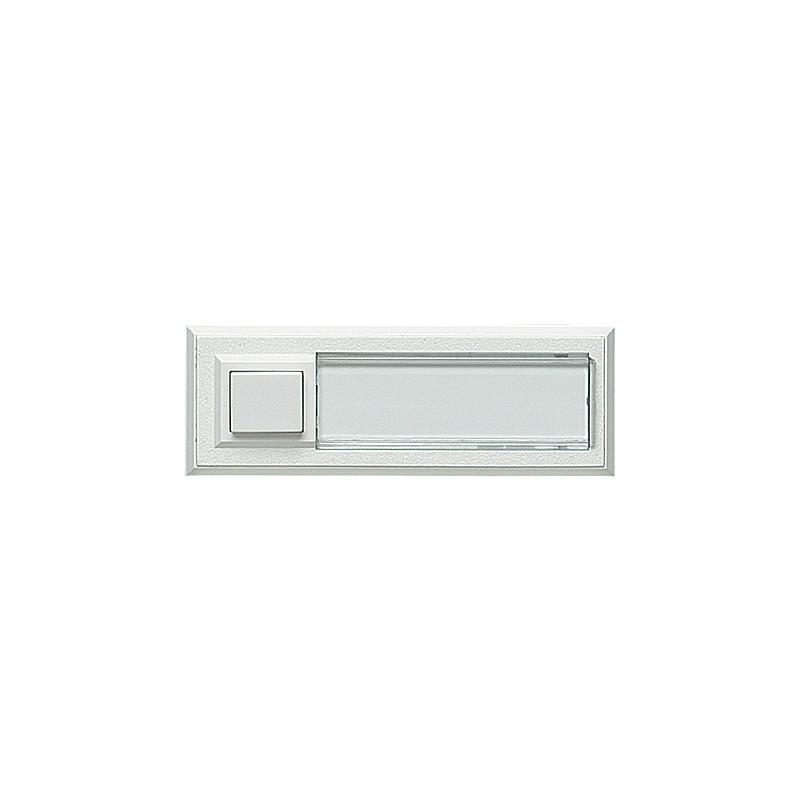 Klingeltaster AP 1fach ETA 2122 Combifix II