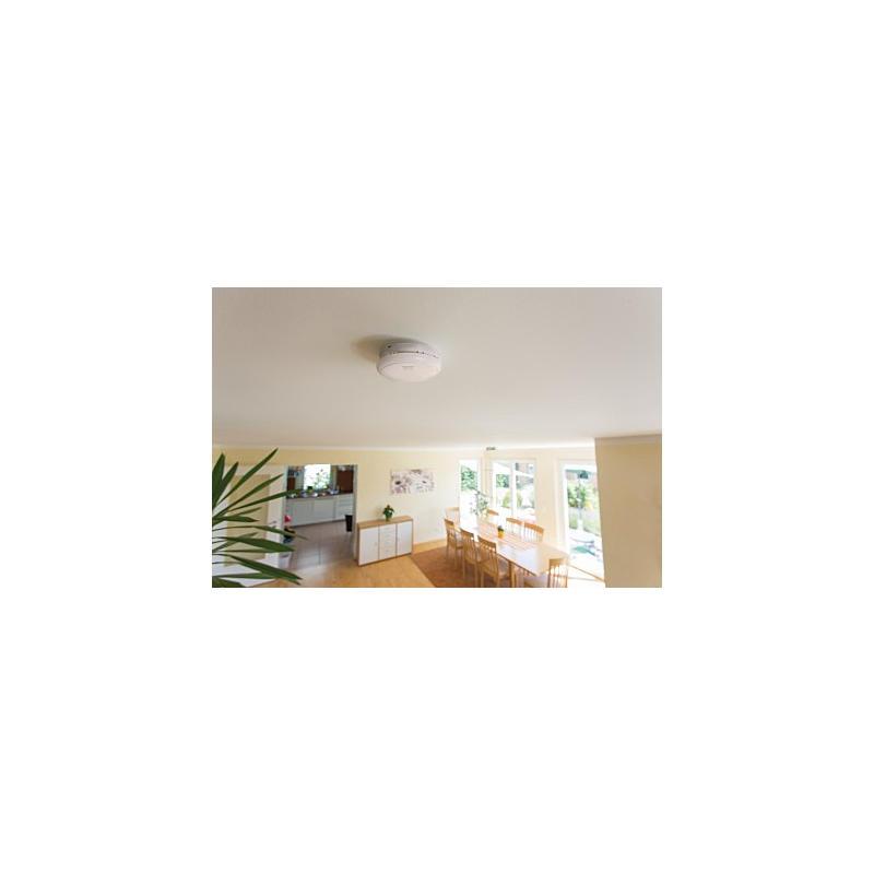 abus 10 jahres rauchmelder grwm30500 6er expert. Black Bedroom Furniture Sets. Home Design Ideas