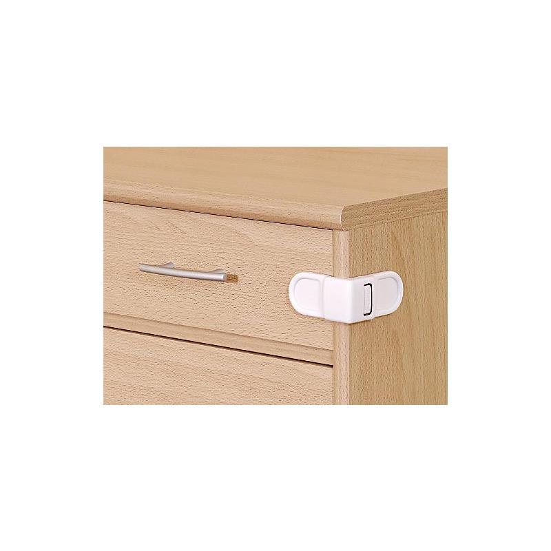 reer schrank und schubladensicherung zum kleben expert. Black Bedroom Furniture Sets. Home Design Ideas
