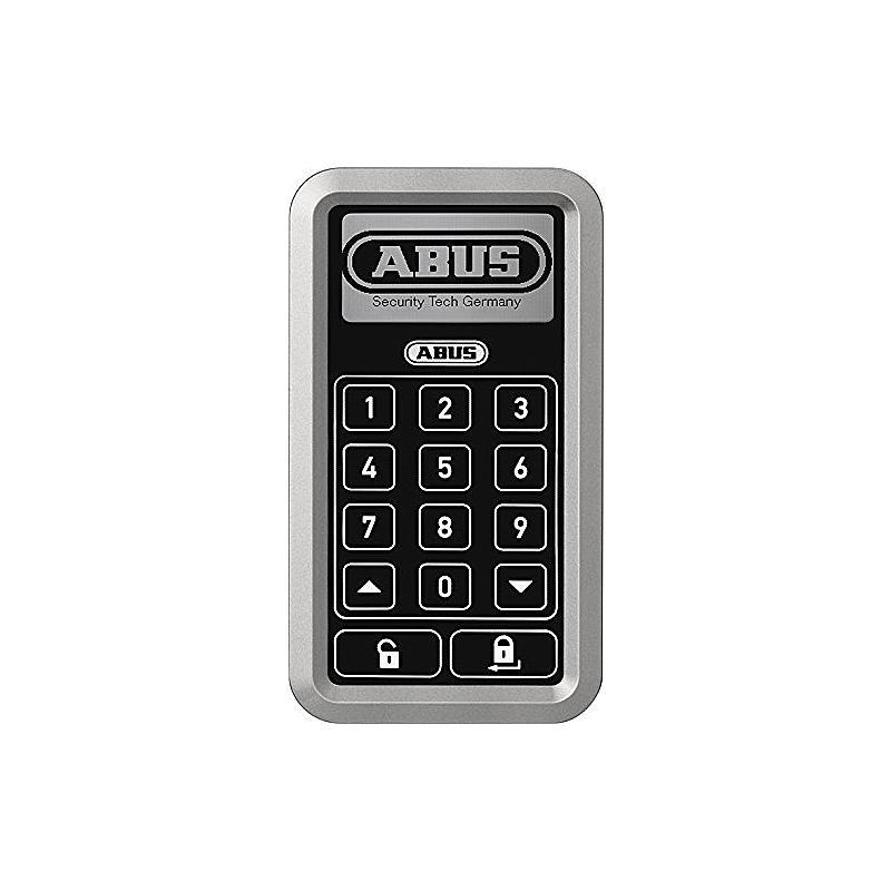abus hometec pro cft3000s funk tastatur silber expert. Black Bedroom Furniture Sets. Home Design Ideas