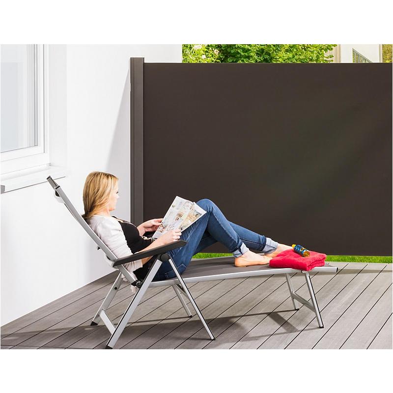 ausziehbarer sichtschutz preisvergleiche. Black Bedroom Furniture Sets. Home Design Ideas