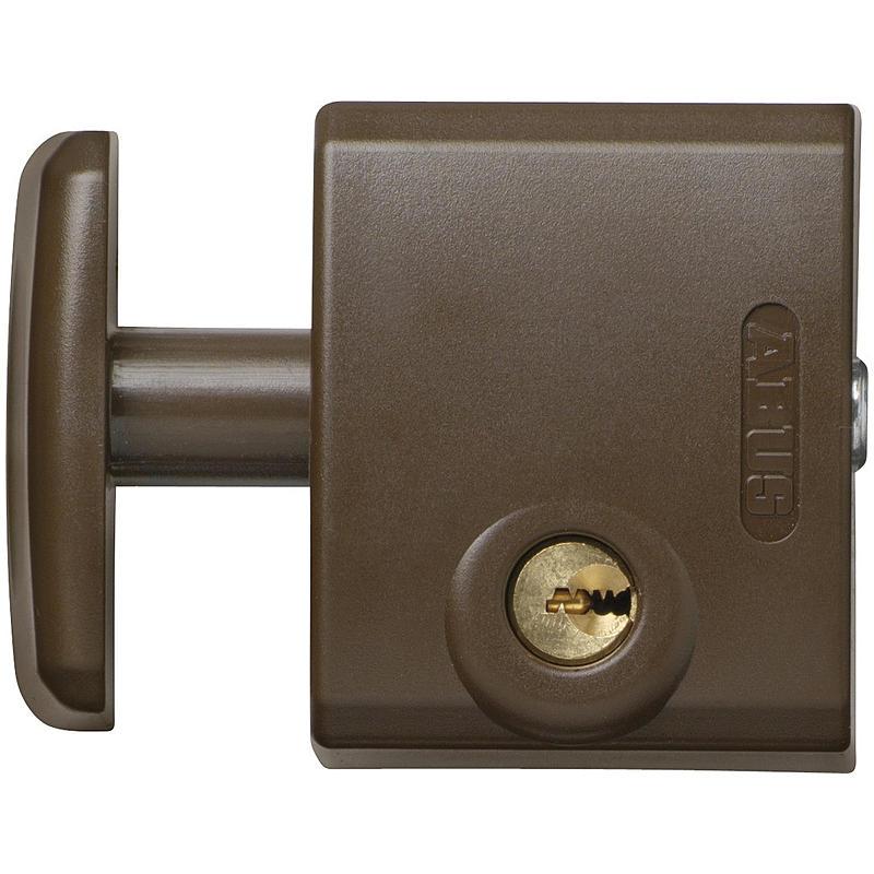 abus fts3002 b al0125 fensterschloss braun expert. Black Bedroom Furniture Sets. Home Design Ideas