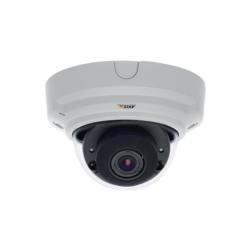 P3364-LV 12 mm IP-Kamera 720p T/N IR PoE IK10