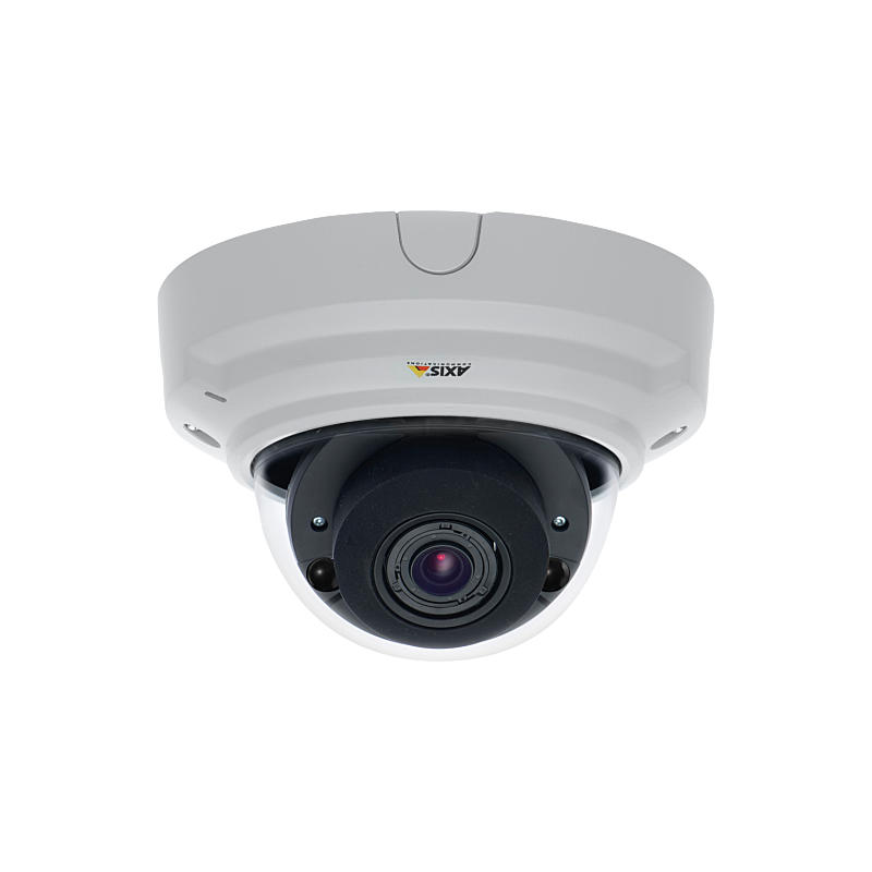 P3364-LV 6 mm IP-Kamera 720p T/N IR PoE IK10