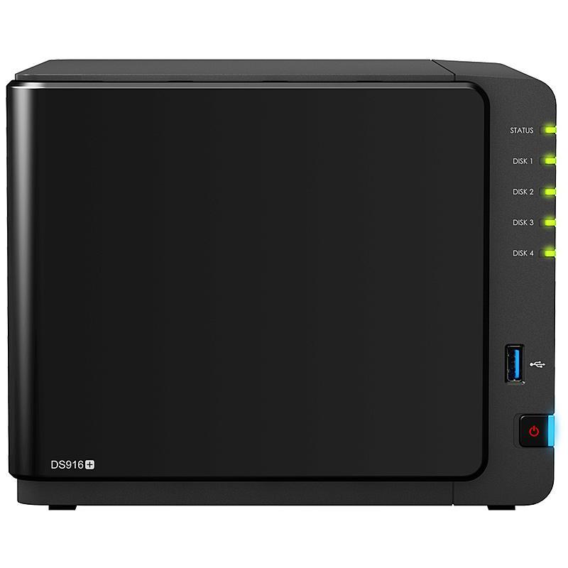 DiskStation DS916+ 2GB RAM NAS-Server