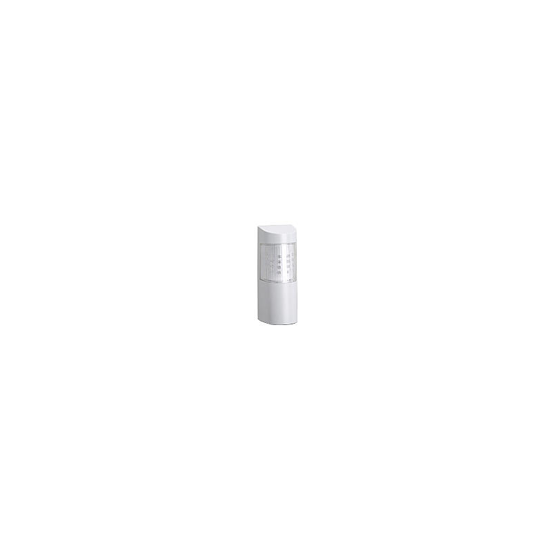 Telenot Optisch-Akustischer Signalgeber OAS-K weiß