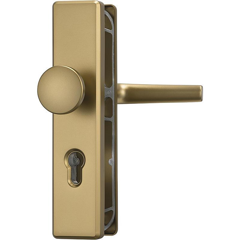 KLS114 F4 EK Türschutzbeschlag
