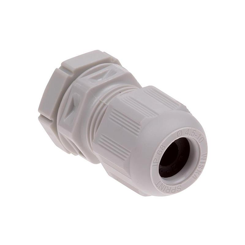 Kabelverschraubung A, M20, 4,5-10 mm, 5 Stück