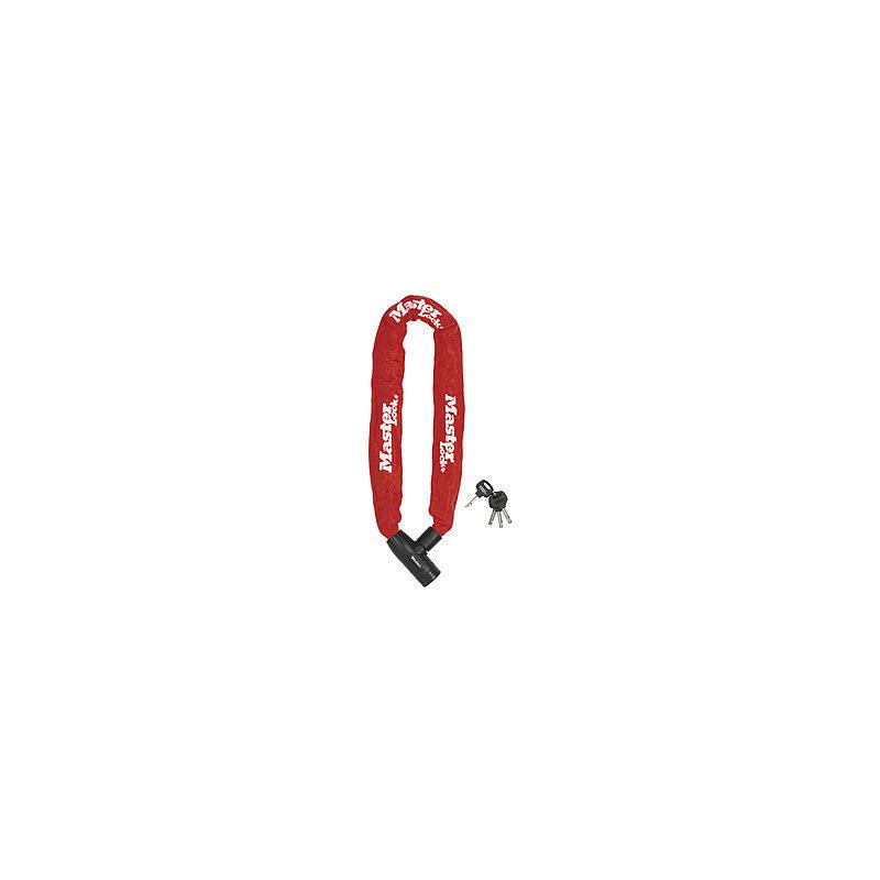 Masterlock 8391EURDPROCOLR Kette mit Schlüssel