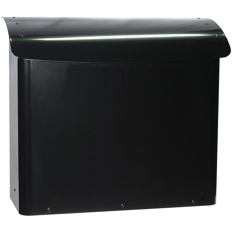 21 Briefkasten schwarz