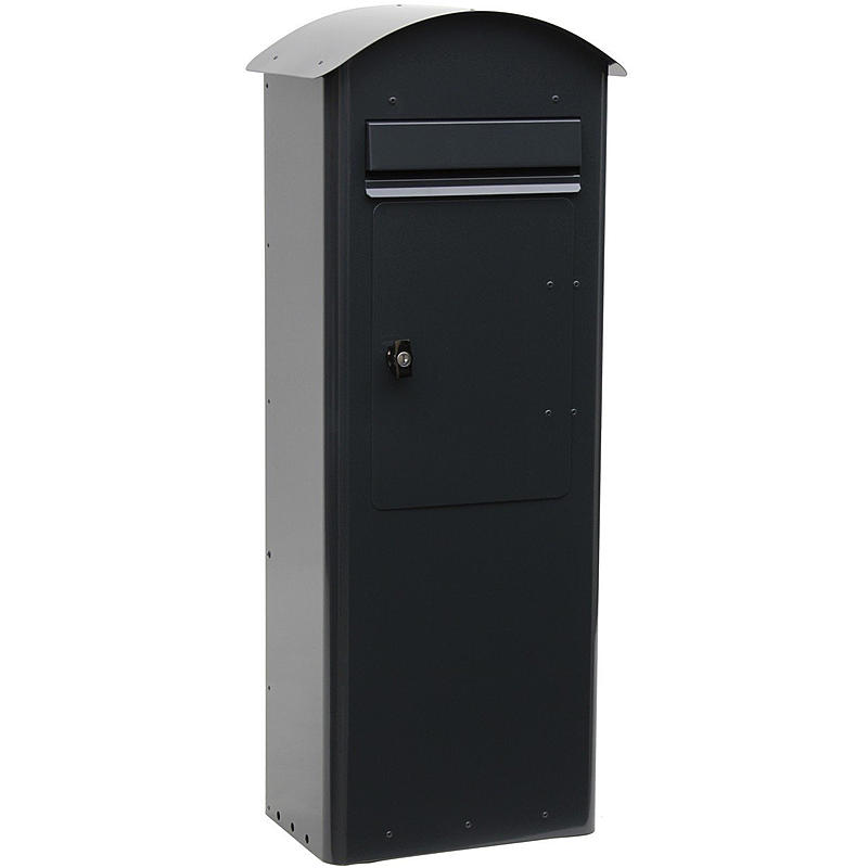 70-5 Combi Briefkasten schwarz