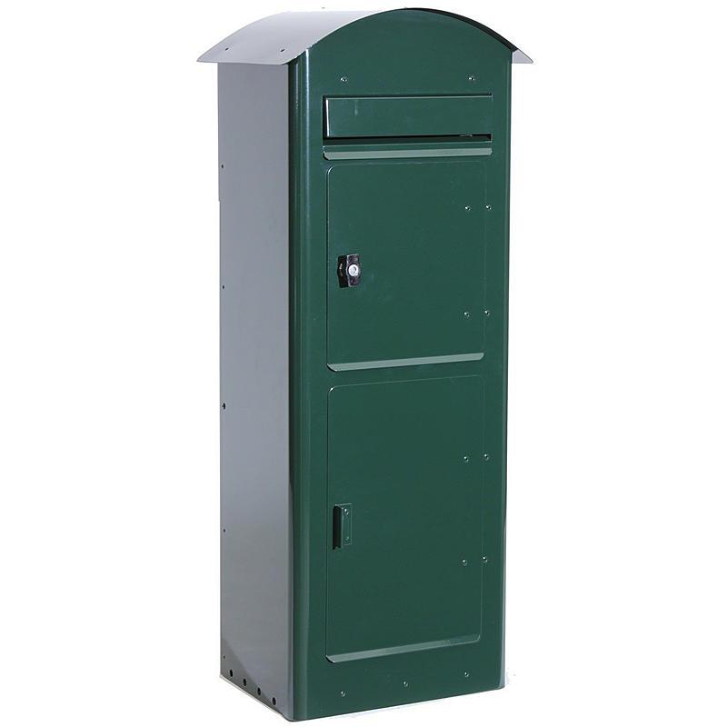 Safepost 80 Paketbriefkasten grün 800 26
