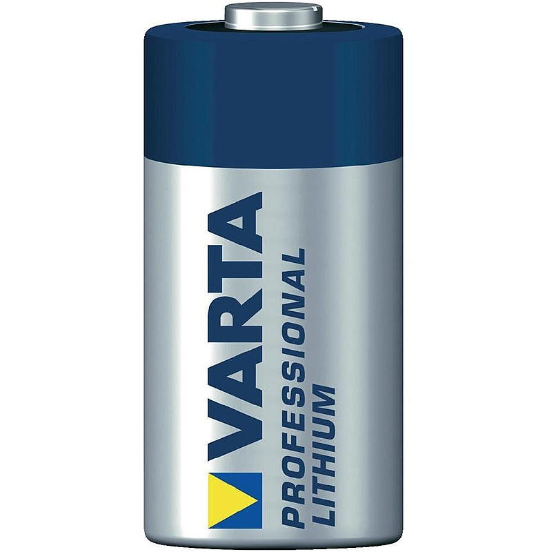 Professional 3V CR123A Lithium Batterie