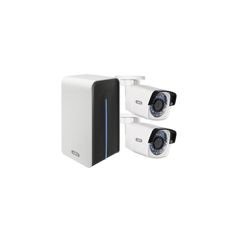 abus tvvr36520 videoset 1 rekorder 2 ip kameras expert. Black Bedroom Furniture Sets. Home Design Ideas