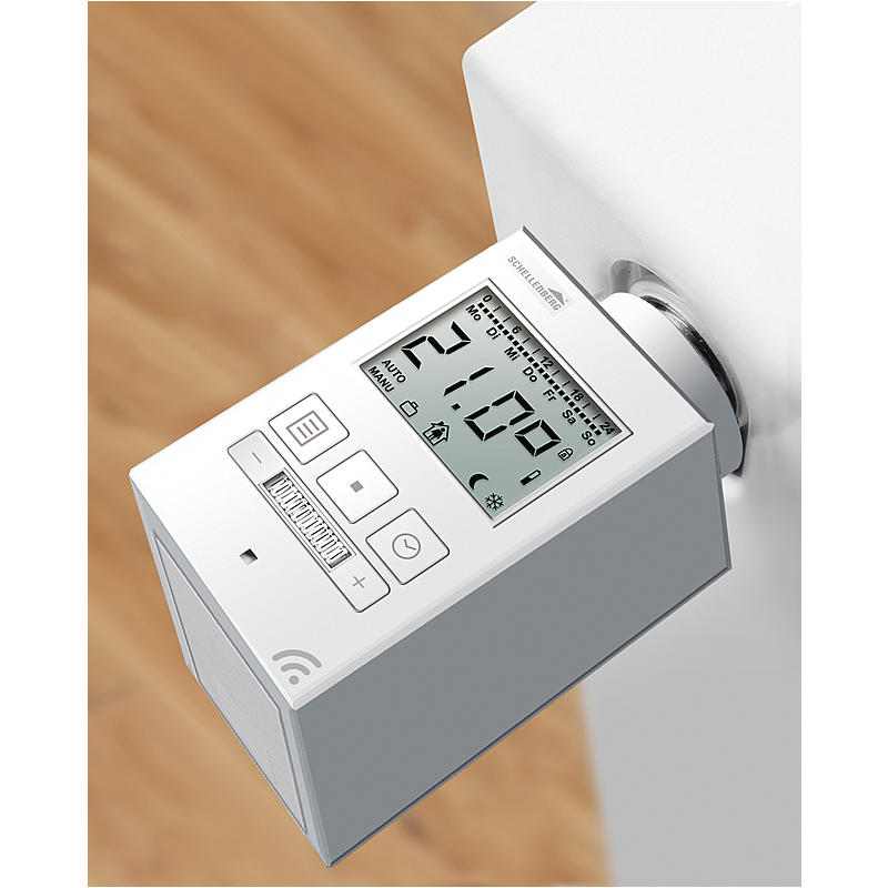 schellenberg 10731 smart home heizk rperthermostat expert. Black Bedroom Furniture Sets. Home Design Ideas
