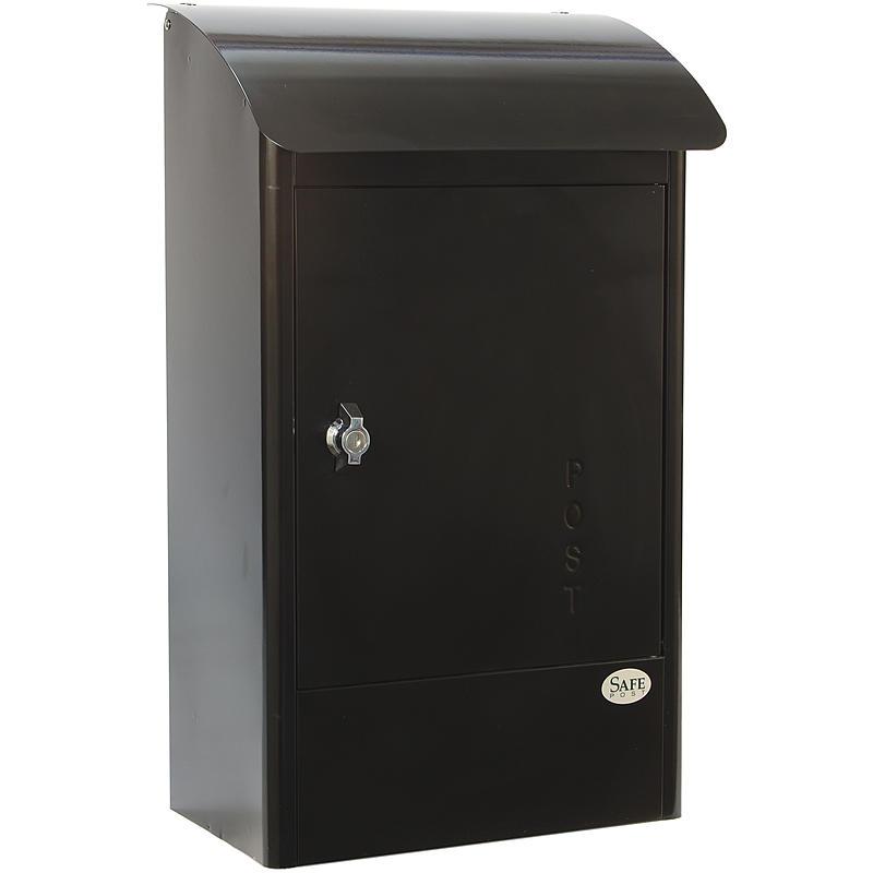 34 Briefkasten schwarz