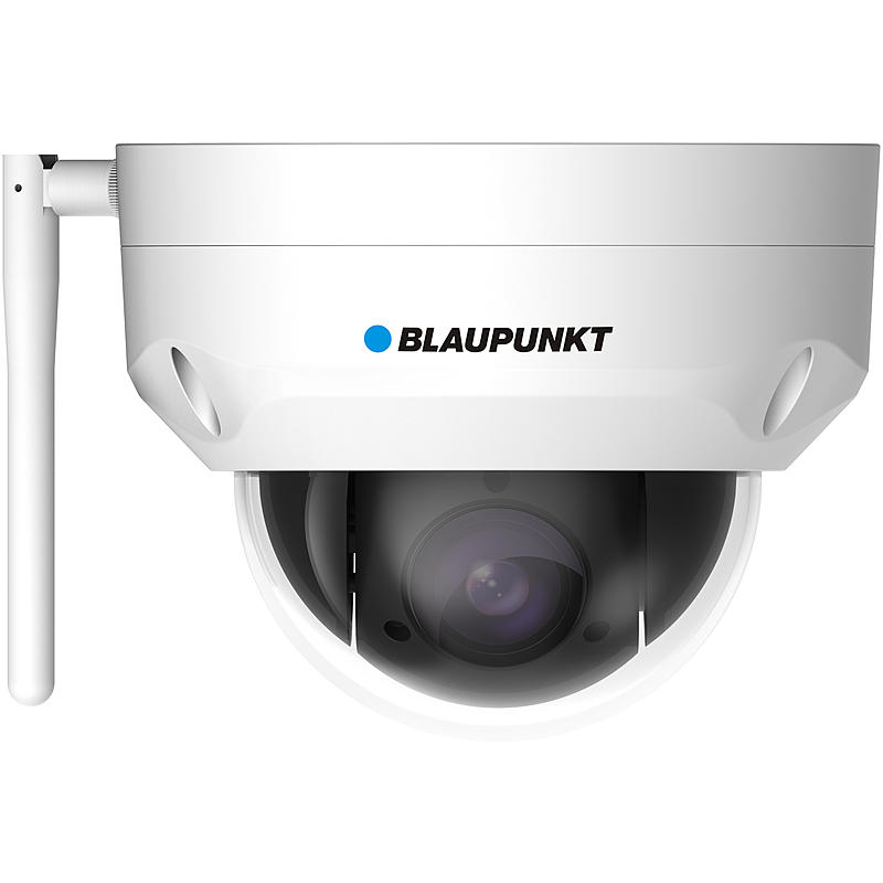 Blaupunkt VIO-DP20 Wlan PTZ-Domekamera 2MP FULL HD