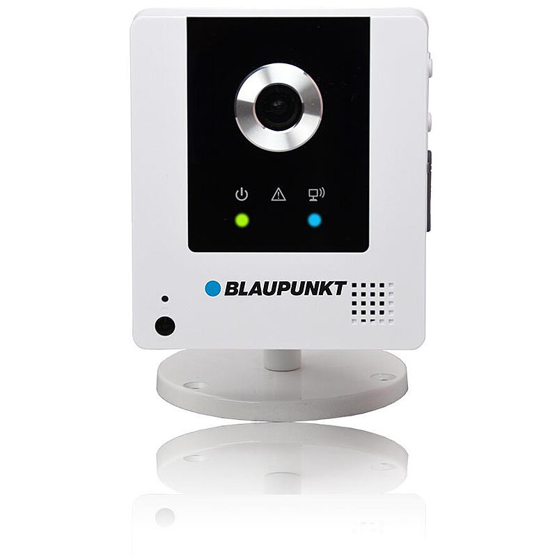 blaupunkt ipc s1 ip kamera wlan smart home expert. Black Bedroom Furniture Sets. Home Design Ideas