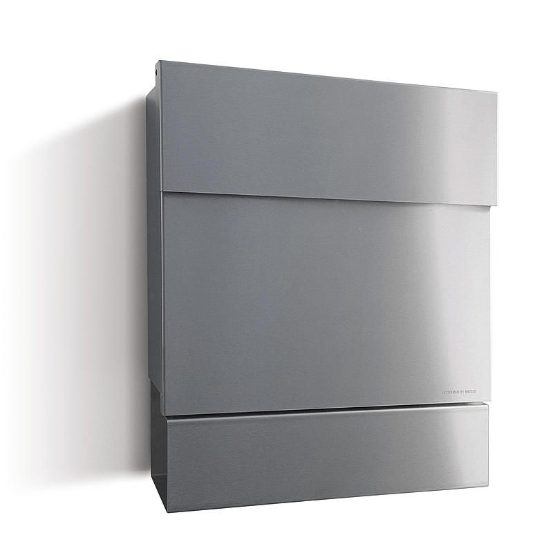 radius briefkasten letterman 5 edelstahl expert. Black Bedroom Furniture Sets. Home Design Ideas