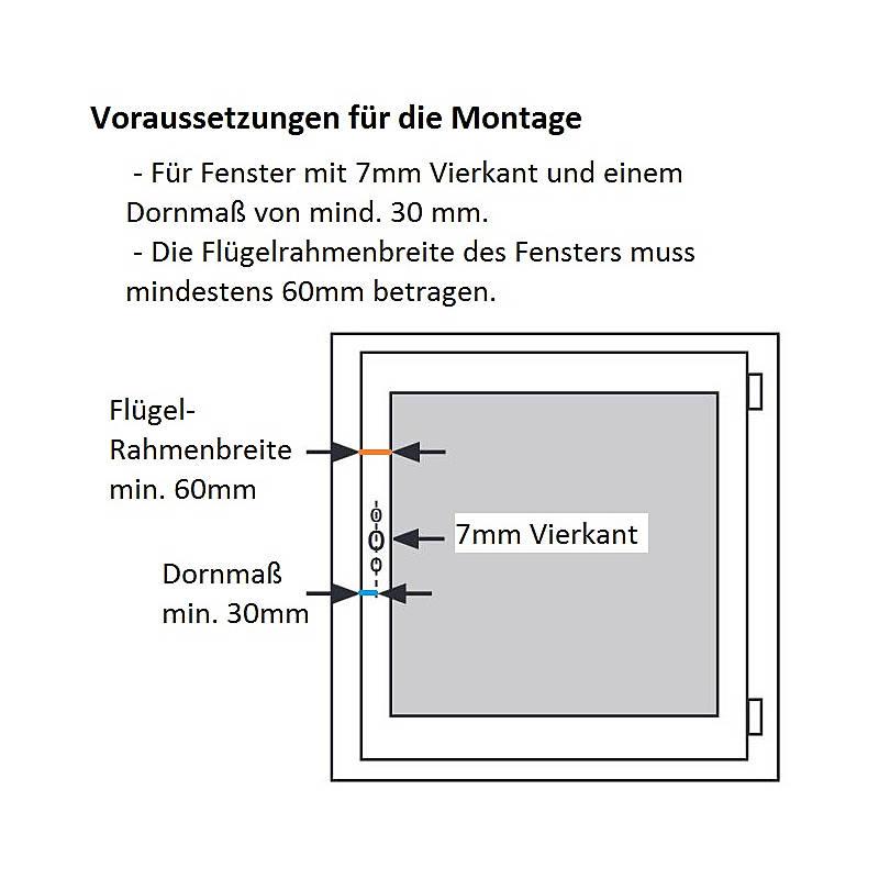 Abus HomeTec Pro FCA3000S Funkfensterantrieb AL089 | Expert-Security.de