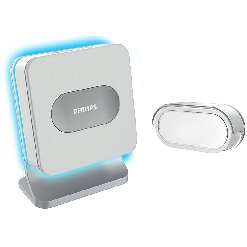 Philips WelcomeBell MP3 Funk-Türklingel + Gong