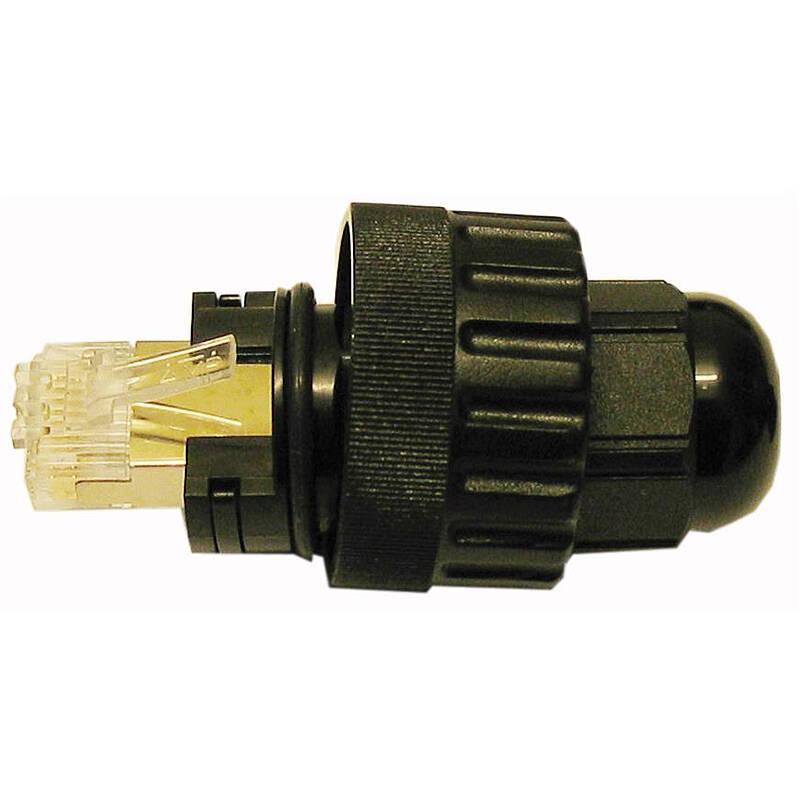 Axis ACC MALE RJ45 CONN 10PCS Netzwerkstecker 5502-051