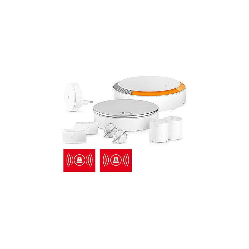 Somfy home alarm premium alarmanlage set klein expert - Somfy home alarm ...
