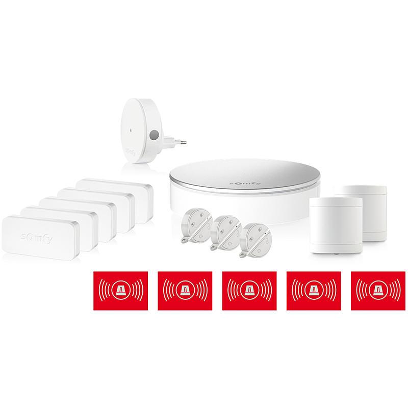 Somfy Home Alarm Set für die Wohnung 2401497