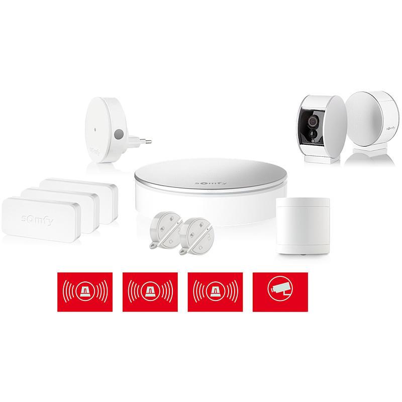 1 st ck somfy home alarm wohnung set1 kamera neu ovp - Somfy home alarm ...