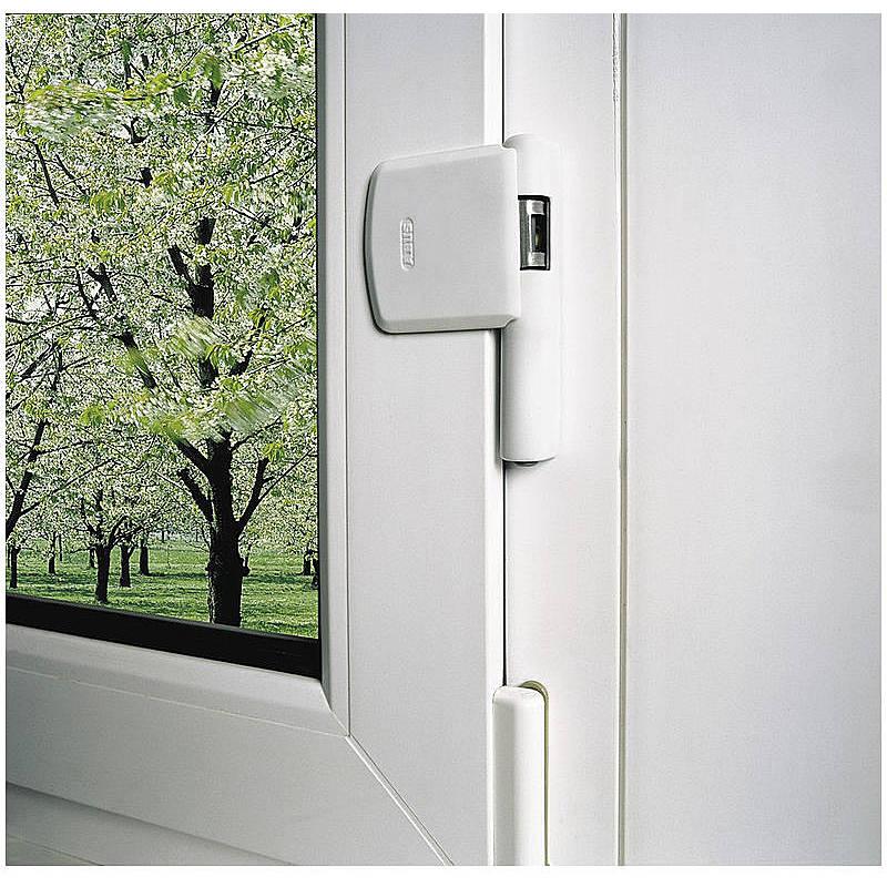 abus fenstersicherung set fo400n b abus fas101 b expert. Black Bedroom Furniture Sets. Home Design Ideas
