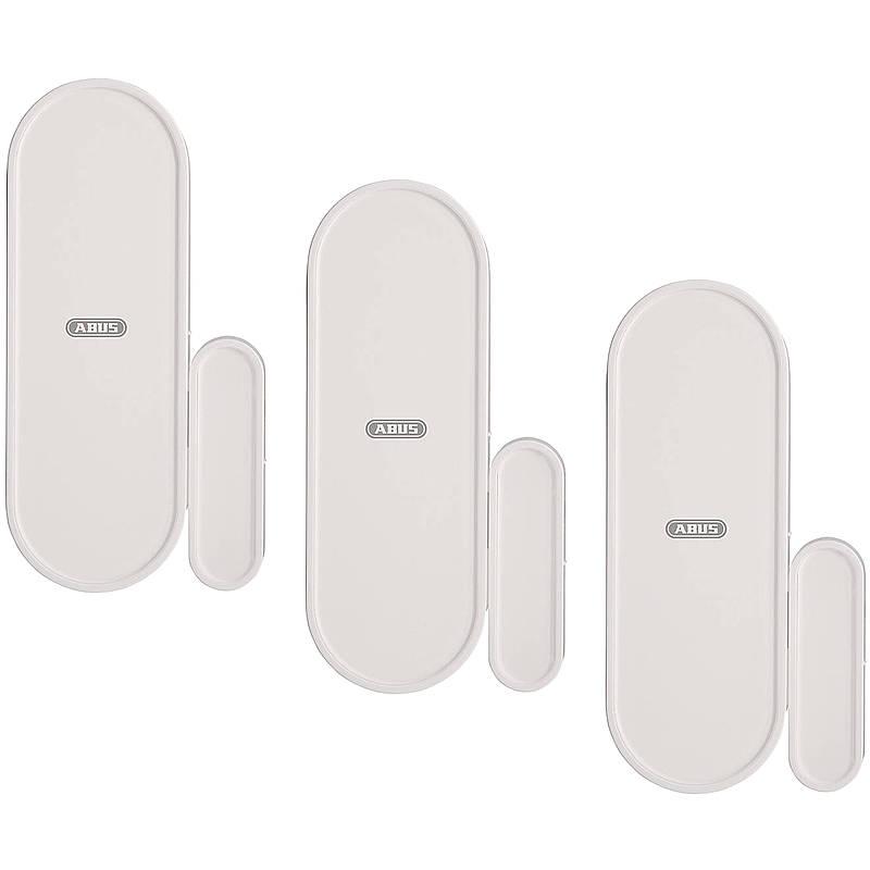 3er SET ABUS SHMK10000 Z-Wave Tür-/ Fensterkontakt