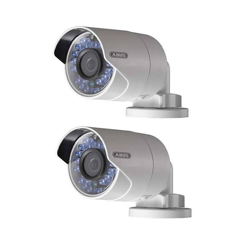 2er Set Abus TVIP60000 IP-Kamera 1080p IR WLAN